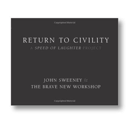 John Sweeney Return to Civility