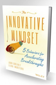 New John Sweeney Mindset of Discovery Book
